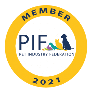 Pet Industry Federation Member 2021 logo
